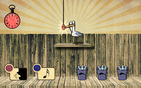 Edutainment spil – Træn et marsvin